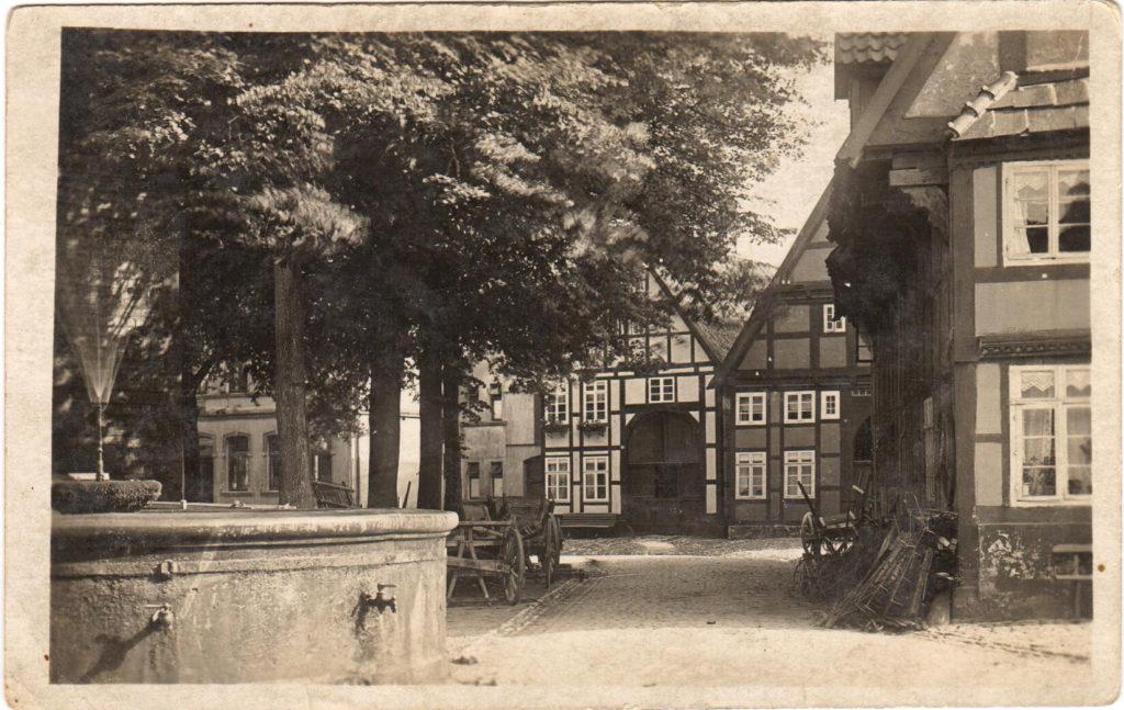 Kirchstraße vor 1922